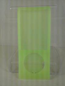 Capa Silicone Verde Nano 5 5º Geração Apple iPod
