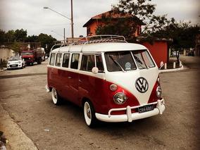 Volkswagen Kombi Luxo Corujinha Antiga Estudo Troca