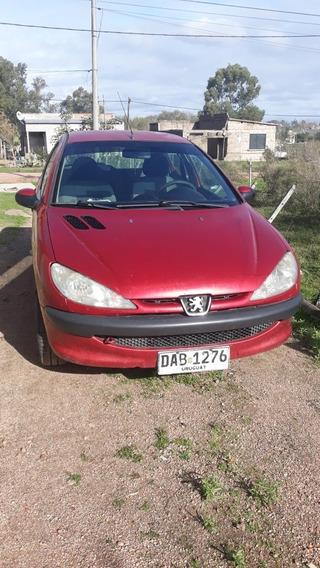Peugeot 206 2004 2.0 Xt Hdi Tc