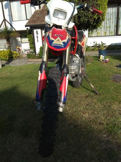 Moto Honda Crf230 Año 2015