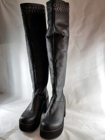 Bota Caña Alta Perugia Zapato Mujer 2019