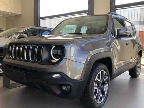 Jeep Renegade 2021 2.0 Longitude 4x4 Aut. 5p