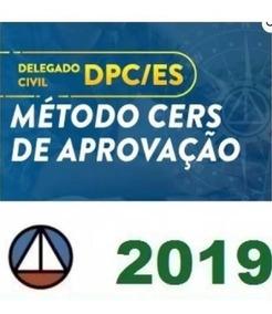 Intensivo 2019 Pos Edital Pces Delegado Pc Es Delta Novo