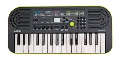 Órgano Mini Casio Sa46 32 Teclas 100 Tonos 50 Ritmos