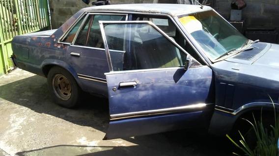 Ford Zephyr 1981