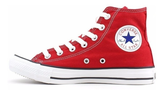 Tênis All Star Cano Alto Converse Super Oferta Black Friday