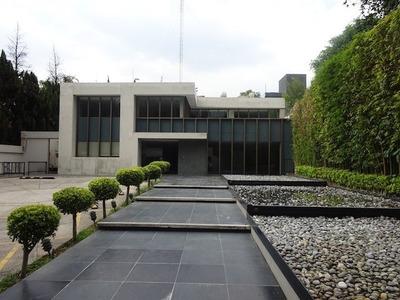 Casa Con Uso De Suelo En Lomas De Chapultepec