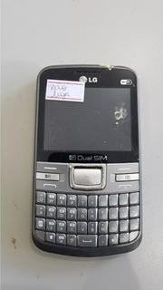 Celular LG C 199 Para Retirar Peças Placa Não Liga Os 15181