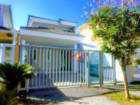 Casa Com 3 Quartos À Venda, 240 M² Por R$ 1.400.000 - Camboinhas - Niterói/rj - Ca0075