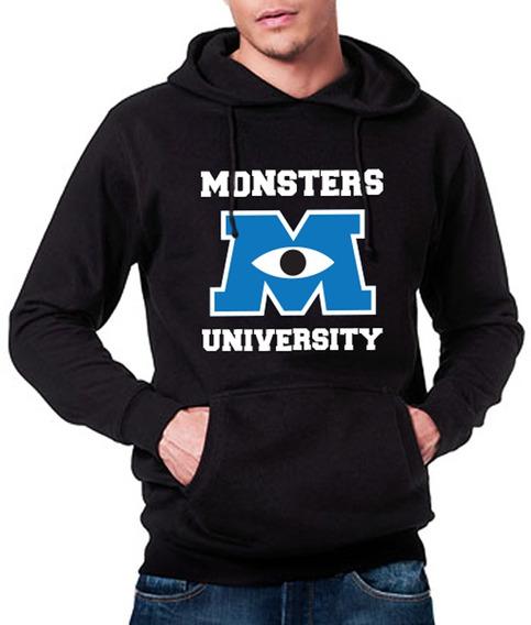 Sudadera Monster Inc Ropa, Bolsas y Calzado en Mercado