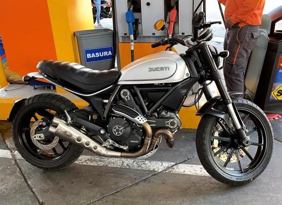 Ducati Scrambler Icon Como Nueva, Solo 8000km + Accesorios