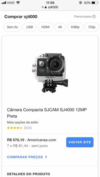 Câmera Sjcam Sj400