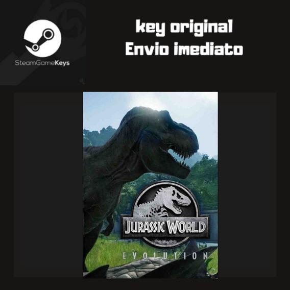 Jurassic World Evolution Original Steam Key - Deluxe Edition