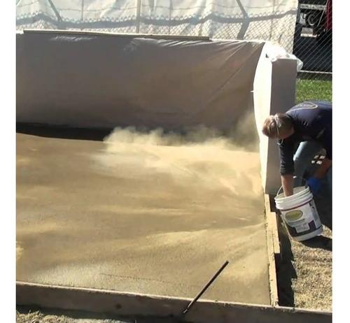 Endurecedor De Color En Polvo Para Concreto Estampado