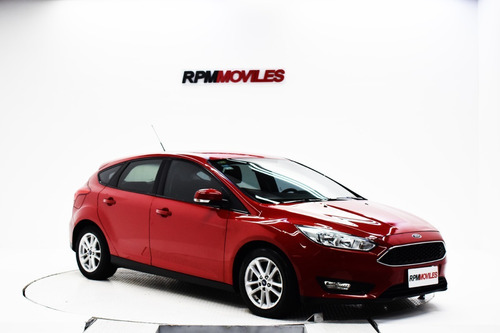 Ford Focus S 1.6 5p Manual 2016 Rpm Moviles