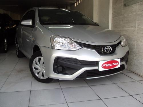 Imagem 1 de 7 de Toyota Etios Xs 1.5 Otimo Estado 2018 Cambio 6 Marchas