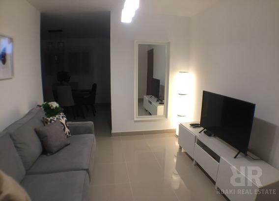 Apartamento Amueblado En Tecasa Dorado