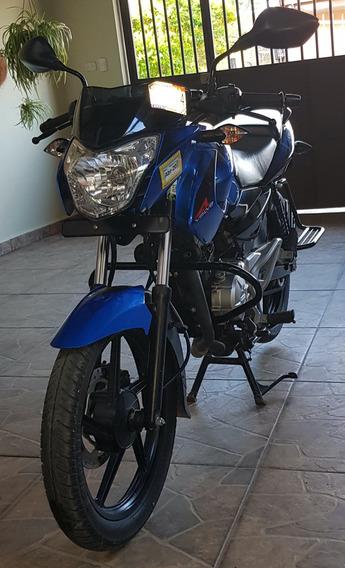 Se Vende Moto Pulsar 135, Año 2016