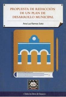 Propuesta De Redaccion De Un Plan De Desarrollo Municipal