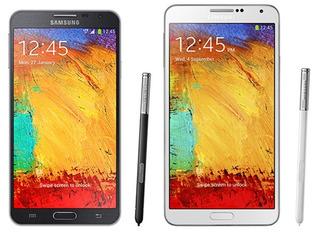 Samsung Galaxy Note 3 Disponibles