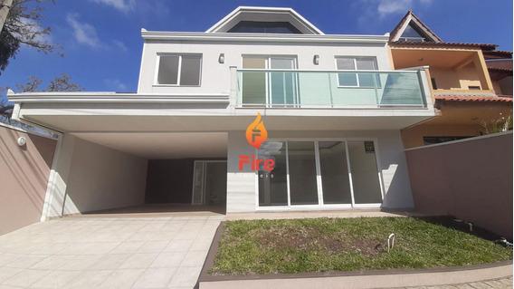 Casa Em Condomínio Para Venda Em Curitiba, Alto Boqueirão, 3 Dormitórios, 1 Suíte, 4 Banheiros, 3 Vagas - F00864_2-1078616