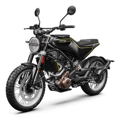 Svartpilen 401 Husqvarna Modelo 2021