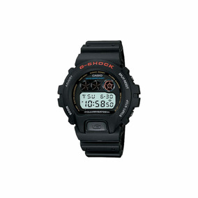 Relógio G-shock Casio Digital Preto Illuminator Dw-6900-1vdr