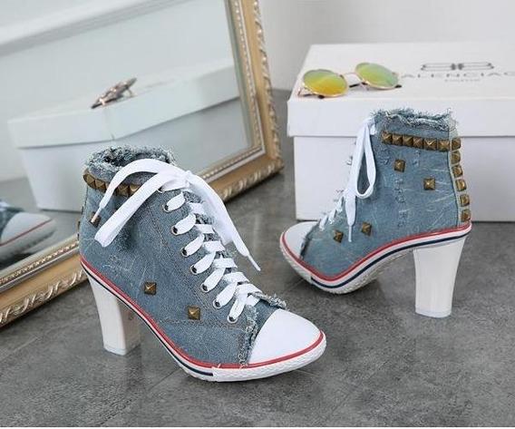 Ankle Boot Feminina Voesnees 07598 Importado