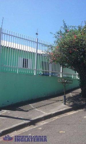 Casa À Venda, 145 M² Por R$ 267.000,00 - Jardim Alto Do Cafezal - Londrina/pr - Ca0360