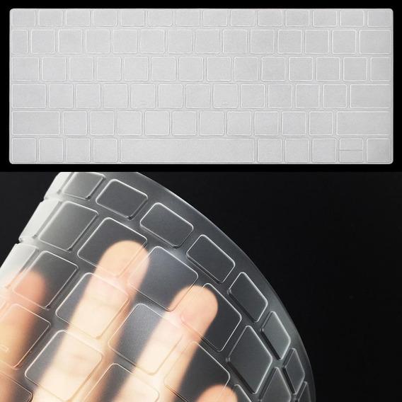 Fino Limpar Silicone Teclado Pele Cobertura Protetor Guarda
