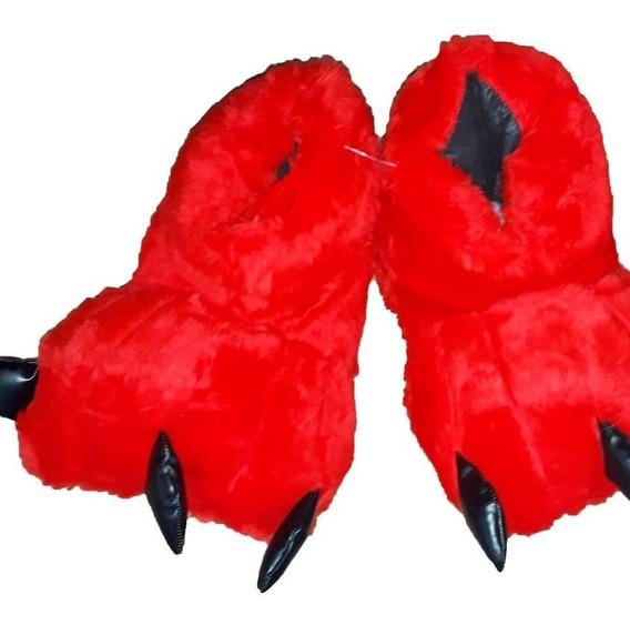 Garras De Pelcuhe Acolchonaditas. Talles 30 Al 42. Colores