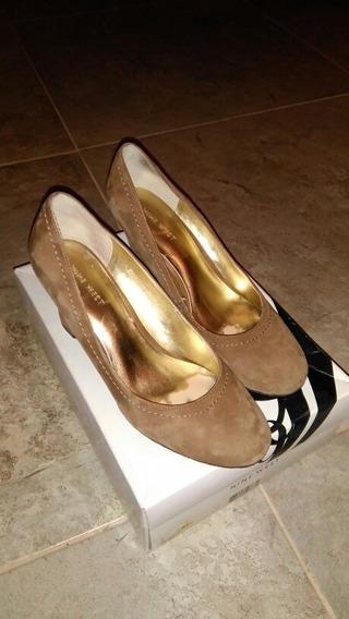 Zapatos De Mujer Marron
