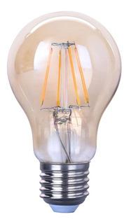 Lámpara Led Vintage 8 Watts E27 Retro Ultra Calida Nordica