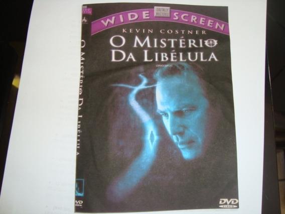 O Mistério Da Libélula - (2002) Cópia Dvd