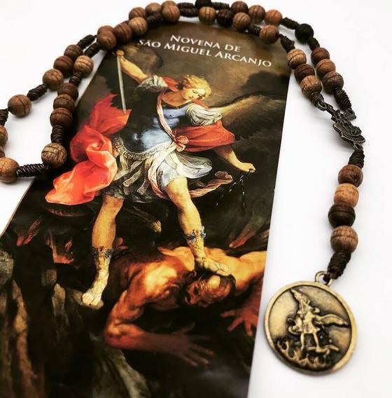 Terço De São Miguel Arcanjo Com Folheto De Oração