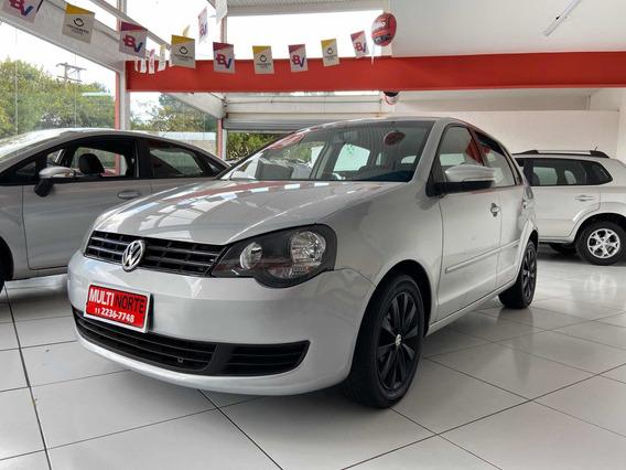 Volkswagen Polo 1.6 Vht Sportline Total Flex 5p 2014