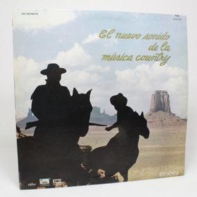 Lp El Nuevo Sonido De La Música Country Cr3