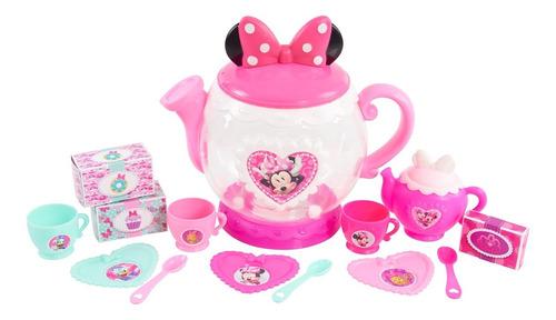 Set De Tetera De Juego Happy Helpers Minnie Mouse