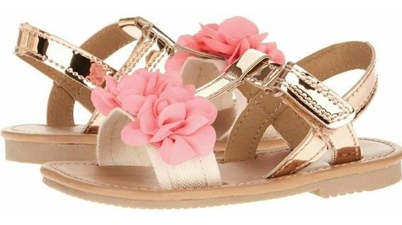 Sandalias Zapatos Carters Niña Talla 9 Us 26 Eu