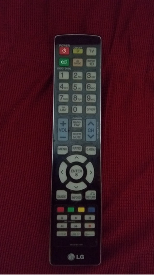 Controle Original Tv Led Lg 47dl90qd
