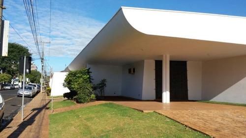Imagem 1 de 26 de Casa Com 6 Dormitórios Para Alugar, 1200 M² Por R$ 20.000,00/mês - Vila Redentora - São José Do Rio Preto/sp - Ca7275