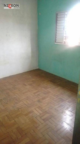 Casa Residencial À Venda, Jardim Alvorada, Guarulhos. - Ca0154