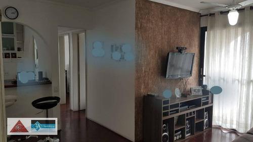 Imagem 1 de 27 de Apartamento Com 2 Dormitórios À Venda, 47 M² Por R$ 280.000 - Vila Zelina - São Paulo/sp - Ap5755