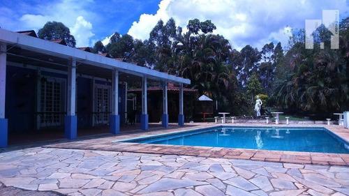 Chácara Residencial Para Venda, Jardim Colônia, Jundiaí. - Ch0025