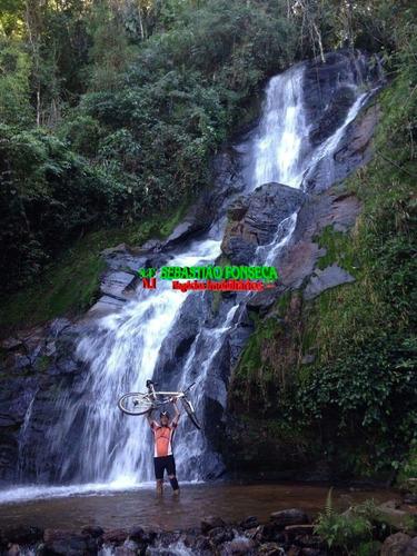 Imagem 1 de 15 de Sítio, Pousada Com Cachoeira Em Taubaté X São Luis Do Paraitinga - 361