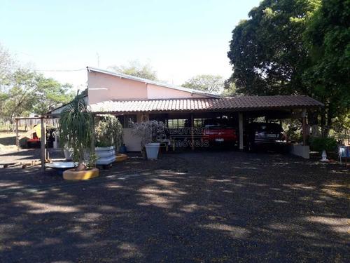 Imagem 1 de 6 de Venda De Rural / Chácara  Na Cidade De Araraquara 10750
