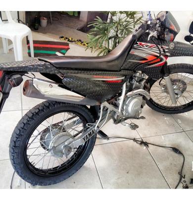 Yamaha Xtz 2005