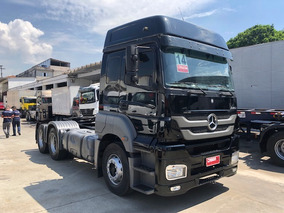 Mercedes Mb 2644 6x4 Aut. C/ar = Fh 460 540 Scania R 440 480
