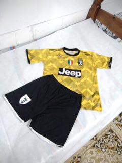 Conjunto Infantil Juventus - Cristiano Ronaldo Cr7
