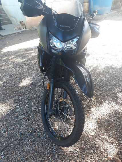 Kawasaki Klr 650cc Año 2015